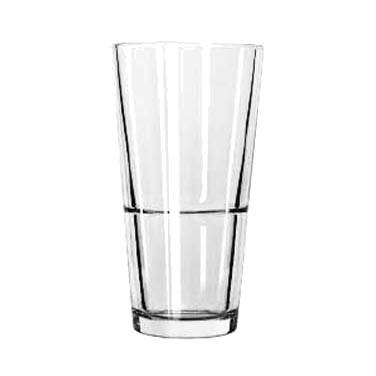 Libbey 15791, 20 oz. Stacking Mixing Glass With Duratuff