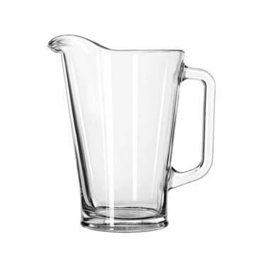 Libbey 1792421, 35.5 oz. Glass Pitcher