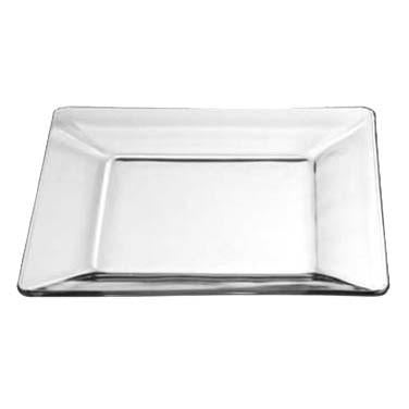 "Libbey 1794708, 10"" Tempo Square Dinner Plate"