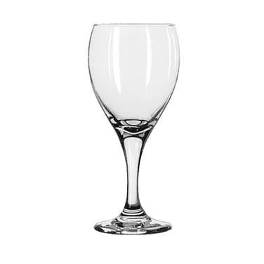 Libbey 3911 Teardrop 12 oz. Goblet Glass