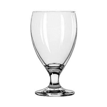Libbey 3914 Teardrop 10.5 oz. Goblet Glass