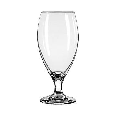 Libbey 3915 Teardrop 14.75 oz. Beer Glass