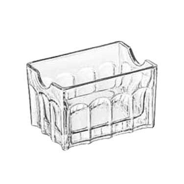 "Libbey 5258 Gibraltar 3.5"" Sugar Package Holder"