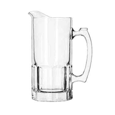 Libbey 5263 Gibraltar 34 oz. Pitcher Glass