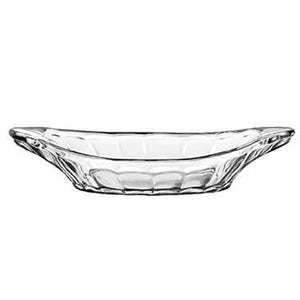 "Libbey 5317, 9"" Banana Split / Relish Dish"