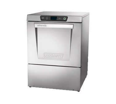 "Hobart LXER-2 Advansys™ Dishwasher, undercounter, 23-15/16""W x 26-13/16""D x 32-1/2""H, high temperature sanitizing, 30, 24, 13 Racks/Hour, Fresh Water Rinse, .62 gal/rack, ENERGY STAR®"