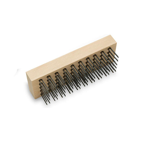Malish 473711 Flat Wire Butcher Block Brush