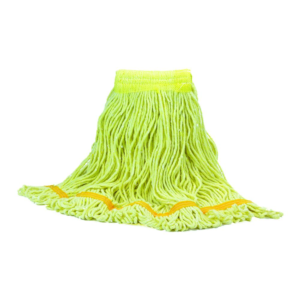 Malish 53416 Yellow Looped-End Mop 16oz