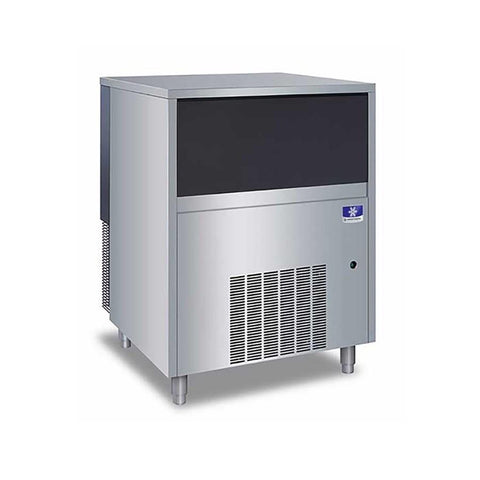 Manitowoc RNS-0385A Ice Maker with Bin Nugget Style, production capacity up to 300 lb/24 hours