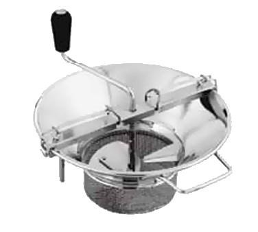 Matfer X530 8 Quart Stainless Steel No. 5 Food Mill