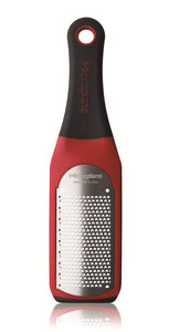 Microplane 42102 Artisan Fine Grater, Red