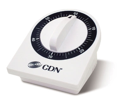 CDN MTM3 Mechanical Timer, 1 hours by min