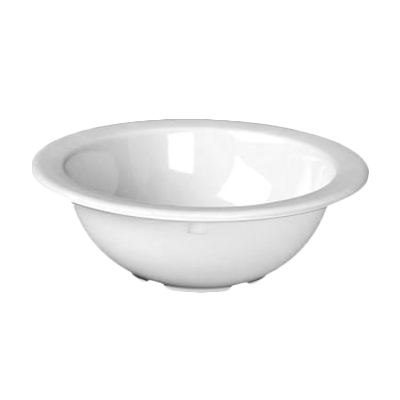 "Thunder NS304W Fruit Bowl 5 oz., 4-3/4"" Dia., NuStone White, NSF"