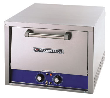 Bakers Pride P18S HearthBake Series Pizza/Pretzel Oven, countertop, electric, single compartment
