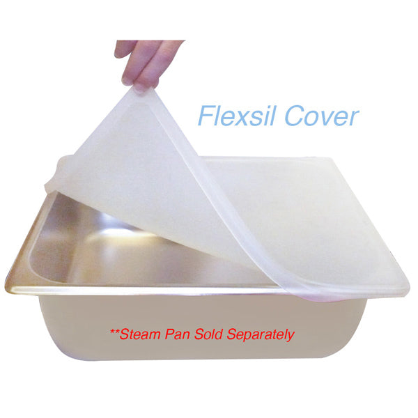 Thunder Group PLFS7000 Hi-Heat Silicon Flexsil Lid, NSF