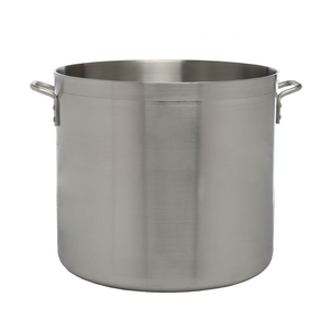 Libertyware POT12, Stock Pot, 12 qt, without Cover, Aluminum, NSF