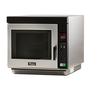 Amana RC30S2 Commercial Microwave Oven, 208-240v/60/1-ph, 21.2 amps, 30 MCA, 4400 watts
