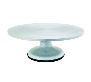 Crestware RCS Cake Stand with revolving rubber base