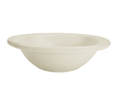 "CAC China REC-10 REC Grapefruit Bowl, 13 oz., 6-3/8"" dia. x 2""H, round, rolled edge, 3dz Per Case"