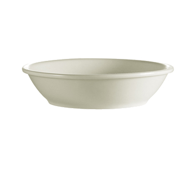 "CAC China REC-28 REC Soup/Salad Bowl, 20 oz., 7-1/2"" dia. x 1-3/4""H, round, coupe, 2dz Per Case"