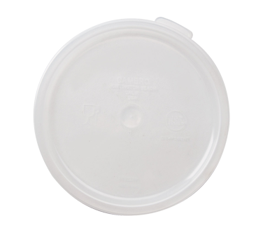 Cambro RFSC2PP190 Cover, for storage 2 & 4 qt. containers, translucent, polypropylene, NSF