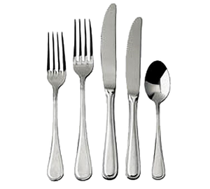 Crown Brands RG-1205 Update International™ - Dinner Fork, 18/0 stainless steel, Regal