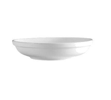 "CAC China SAL-2 RCN Specialty Salad Bowl, 48 oz., 10-1/2"" dia. x 2-1/8""H, round, 1dz Per Case"