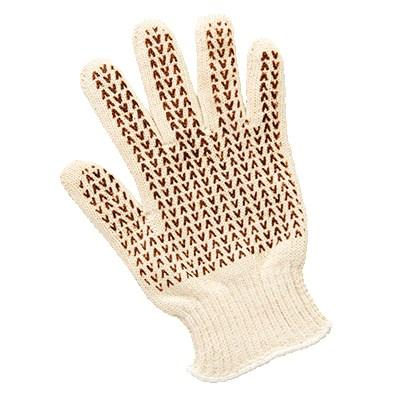 San Jamar ML5000 Hot Mill Knit Glove, Heat Resistant, One Size Fits All