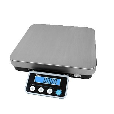 San Jamar SCDGPC13 Escali Portion Large Portion Control Digital Food/Kitchen Scale, 13 Lb Capacity, NSF