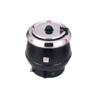 Thunder Group SEJ30000TW Soup Warmer - 10 Qt., Stainless Steel