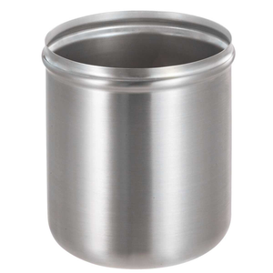 Server Products 94009 JAR, #10, 3 qt., stainless steel, NSF