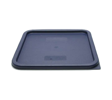 Cambro SFC12453 Cover, for 12, 18 & 22 qt. containers, polyethylene, blue, NSF