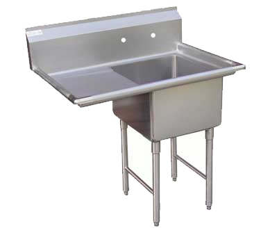 "GSW USA SH24241L Sink, one compartment, 51-1/8""W x 30""D x 45""H"