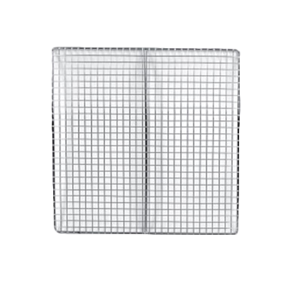 "Thunder  SLRACK1313 Fryer Screen, 13-1/2"" x 13-1/2"", fits Imperial ® IFS-40 & American Range® AF-45, nickel-plated"