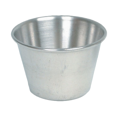 Thunder Group SLSA002 Sauce Cup, 2-1/2 oz. capacity, stainless steel, mirror-finish