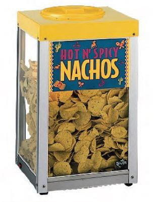 Nacho Cheese / Chips Warmer, Display