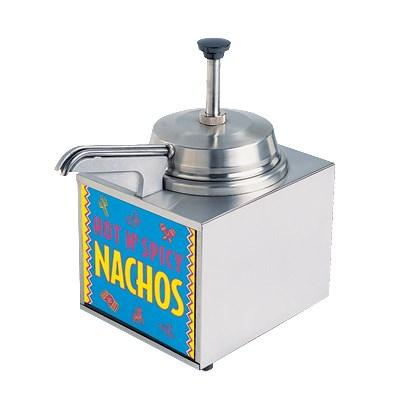 Food Topping Warmer, Countertop