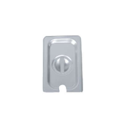 Thunder Group STPA7140CS 1/4 Size Slotted Steam Table Pan Cover
