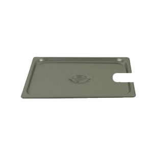 Thunder STPA7230CS Slotted Steam Table Pan Cover, 2/3 Size