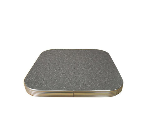 DHC T13-AL Aluminum Edge Laminate Top For Restaurants