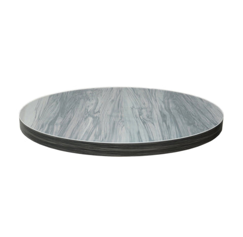 DHC T3-HPL-A05-R Reversible HPL /Grey Color High Pressure Laminated Commercial Table Top