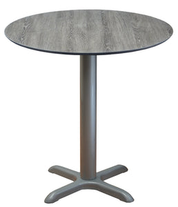 DHC-T6-Patio-GRY Grey Oak Finish Patio For Restaurants