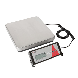 Taylor TE150 Receiving Scale, digital, 150 lb. x 1/4 lb. / 68 kg x 0.1 kg capacity