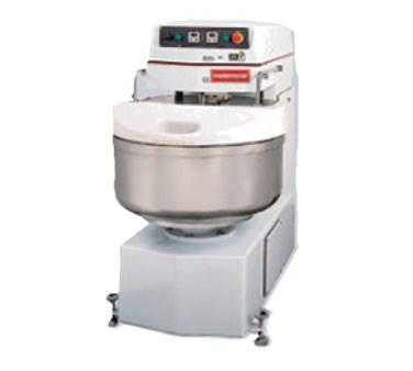 Thunderbird ASP-120, Spiral Mixer, with revolving bowl with plastic cover, 8 HP, 220v/60/3-ph, NSF