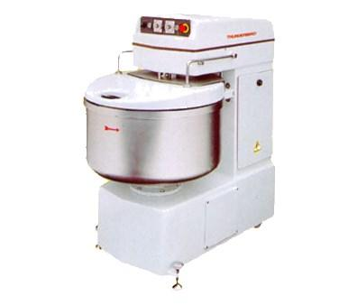 Thunderbird ASP-60, Spiral Mixer, with revolving bowl with plastic cover, 7 HP, 220v/60/3-ph, NSF