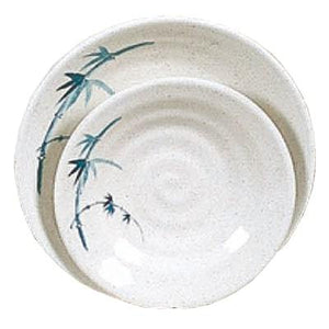 "Thunder Group 1365BB Soup Plate, 6-1/2"" Dia, Round, BPA Free, NSF"