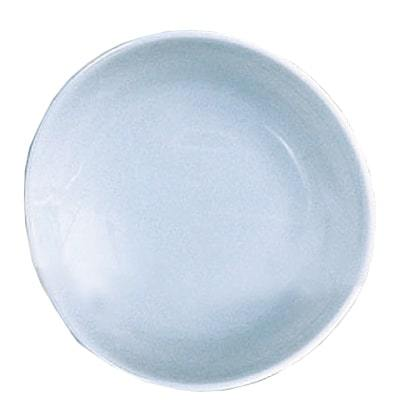 "Thunder Group 1914 Blue Jade 13-3/4"" Round Melamine Plate"