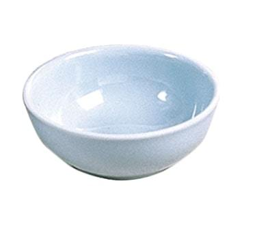 Thunder Group 3905 Blue Jade 12 oz. Round Melamine Bowl, 5""