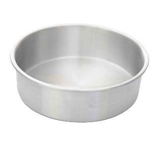 "Thunder Group ALCP0802 Layer Cake Pan, 8"" Dia. X 2""H, Round"