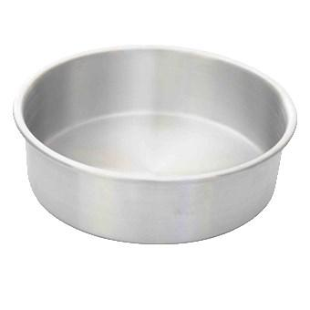 "Thunder Group ALCP0902 Layer Cake Pan, 9"" Dia. X 2""H, Round"
